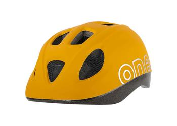 Bobike helm One plus S mighty mustard