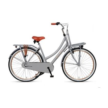 Altec Dutch N3 53cm mat azure Dames Transportfiets