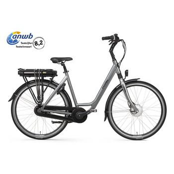 Popal E-volution 12.2 iron-grey 47cm elektrische damesfiets