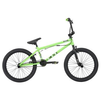Haro Downtown DLX gloss lime 20inch Freestyle BMX