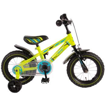 Volare Electric Green 12inch Jongensfiets