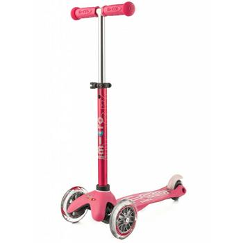 Mini Micro DeLuxe roze step