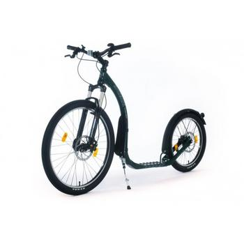 Kickbike Cross Max 20HD+ racing green step