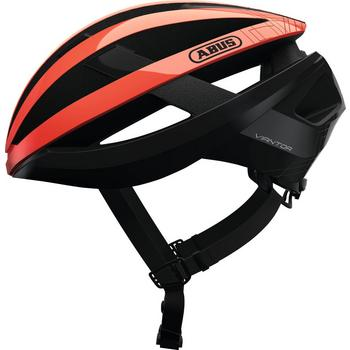 Abus Viantor L shrimp orange race helm