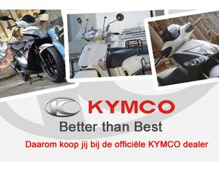 Kymco  Erkend Dealer Wheels2Drive