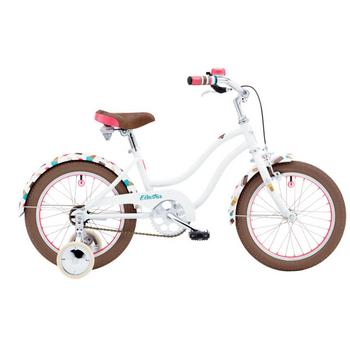 Electra Kids Soft Serve 16inch wit meisjesfiets