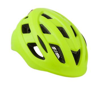 Agu helm civick led fluo yellow s/m 52-58