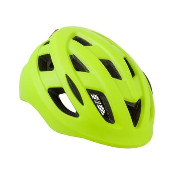 Agu helm civick led fluo yellow l/xl 58-62