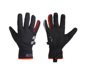 Cube Nf Gloves X-shell Long Finger Blackline