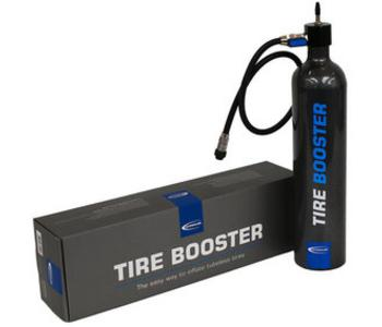 Bandenmontage Schwalbe Tire Booster Tubeless