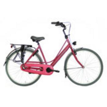 Static Sphin N3 candy red 53cm Damesfiets