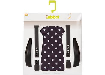 Qibbel stylingset a Polka Dot zw