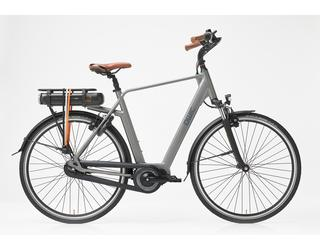 Qwic E-bike Premium MN7C Heren Middenmotor Terugtraprem Space Grey