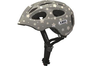 Abus helm Youn-I grey star M 52-57