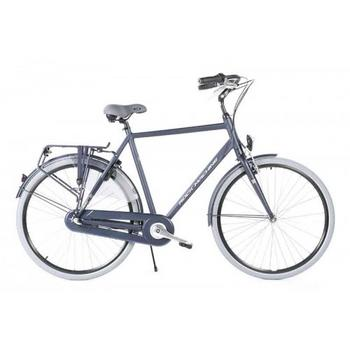Rock Machine UB40 N3 millionair blue mat 48cm Herenfiets
