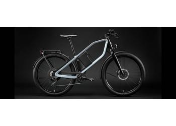 Klever X25 Commuter 570Wh, Zilver
