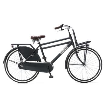 Popal Daily Dutch Basic Plus 24inch donker-blauw Jongens Transportfiets