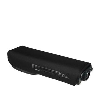 Basil battery cover drageraccu Bosch black lime
