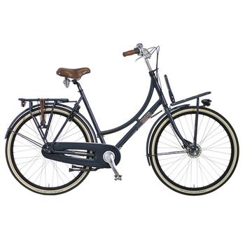 Pointer Grande Plus N3 denim matte blue 51cm dames transportfiets