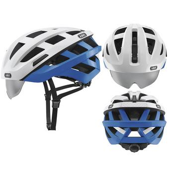 Abus In-Vizz Ascent L blue comb race helm