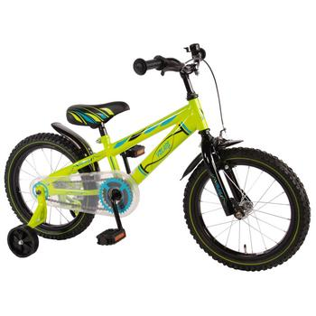 Volare Electric Green 16inch Jongensfiets