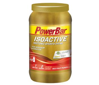 Powerbar IsoActive Red Fruit Punch 1320gr