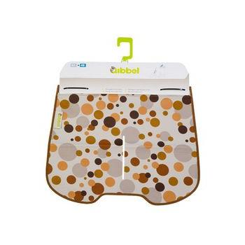 Qibbel Stylingset Luxe Windscherm Dots-Brown Q715
