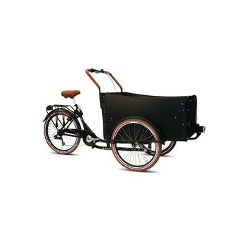 Troy Basic 7-speed bakfiets