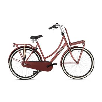 Popal Daily Dutch Basic Plus 50cm oak red Transportfiets