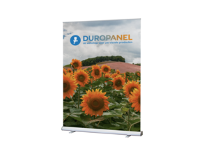 roll-up banner xxl grootformaat groot xl DP