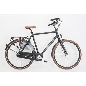 Rock Machine UB40 N7 zwart mat 53cm Herenfiets