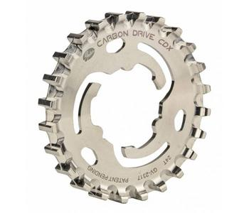 Gates CDX Rear Sprocket 24T Shimano/sram Rvs A Zi