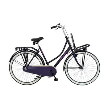 Altec Urban 50cm dark magento Dames Transportfiets