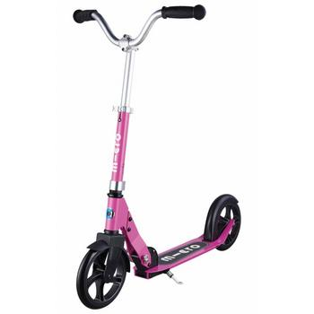 Micro Cruiser roze vouwstep