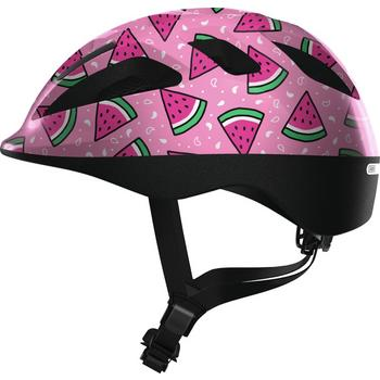 Abus Smooty 2.0 M pink watermelon kinder helm