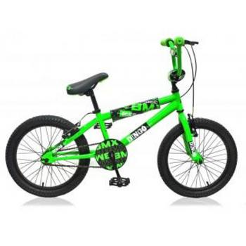 Magic Dingo 16inch groen BMX