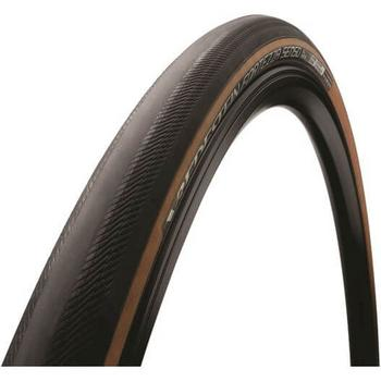 Vredestein buitenband race Fortezza Senso all weather 700x25C zwart/tr