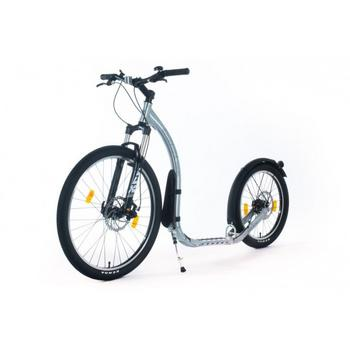 Kickbike Cross Max 20D+ aluminium step