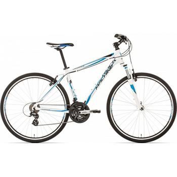Rock Machine Crossride 100 wit 51cm Crosshybride