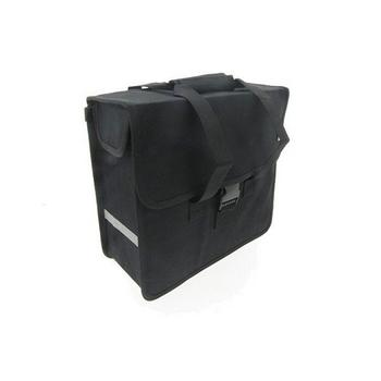 Beck Shopper Black Canvas