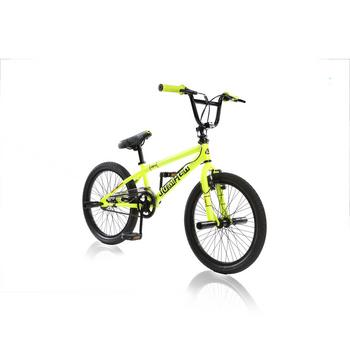 Magic Winner 20inch geel Freestyle BMX