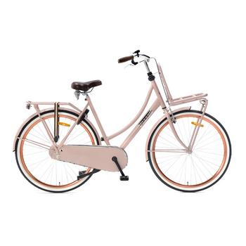 Popal Daily Dutch Basic 50cm zalm Transportfiets
