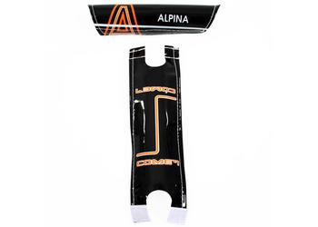 Alpina pad 12 Cracker orange