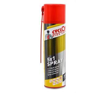 Cyclon 5x1 Spray 500ml