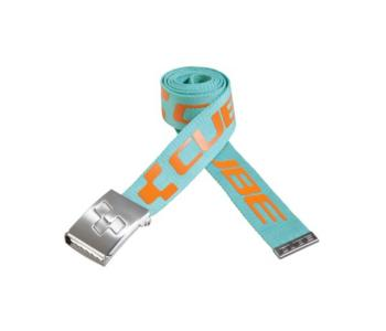 Cube Belt/Riem Light Blue/orange