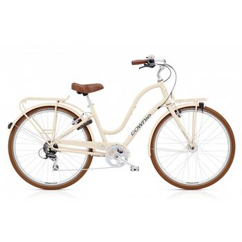 Electra Townie Commute 8D EQ cream damesfiets