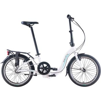 Dahon Ciao i7 20inch wit vouwfiets