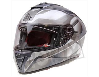 Helm FUGUE MT Integraal 2 Vizieren Grijs S, M, L, XL, XXL