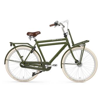Popal Daily Dutch Prestige N3 RB 50cm groen Heren Transportfiets