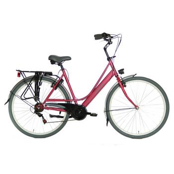 Static Sphin 7-speed candy red 53cm Damesfiets